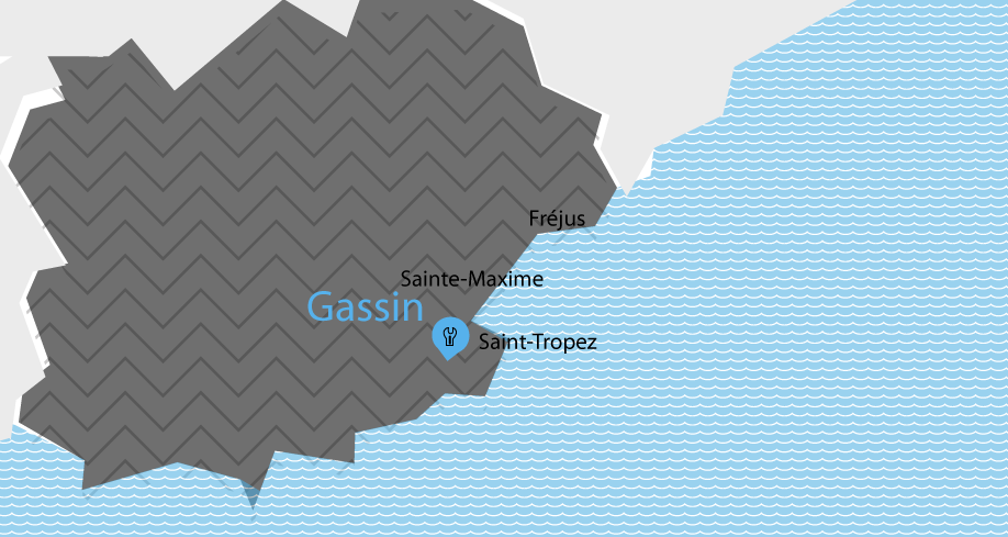 Gassin automobile